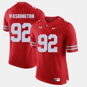 Adolphus Washington OSU Jersey Alumni Football Game Scarlet Men #92
