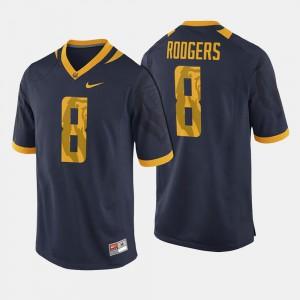 Navy Men's College Football Aaron Rodgers Cal Bears Jersey #8