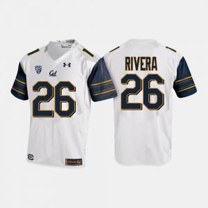 White College Football #26 Bug Rivera Cal Bears Jersey Men