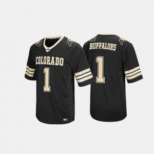 Hail Mary II Colorado Jersey Black #1 Men's