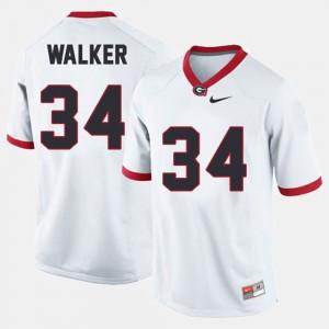 Herschel Walker UGA Jersey #34 College Football White Men