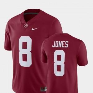 Julio Jones Alabama Jersey For Men's Player #8 Crimson Alumni Football Game