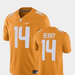 Alumni Football Game Eric Berry UT Jersey #14 Tennessee Orange Player Men
