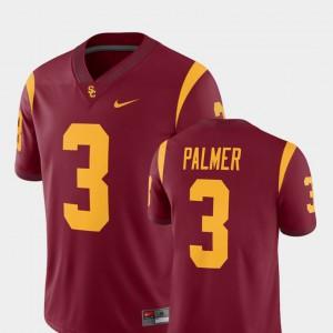 College Football Alumni Player Cardinal #3 For Men's Carson Palmer USC Jersey