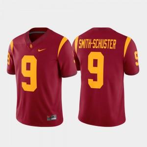 Game Cardinal Alumni Player For Men #9 JuJu Smith-Schuster USC Jersey