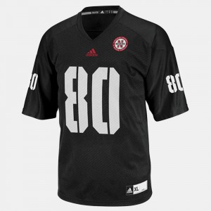 Kids College Football Kenny Bell Nebraska Jersey #80 Black