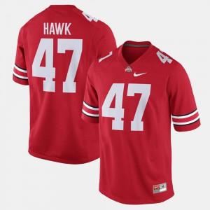 Scarlet Men Alumni Football Game A.J. Hawk OSU Jersey #47