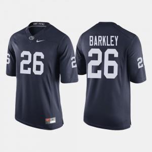College Football Saquon Barkley Penn State Jersey #26 Men Navy