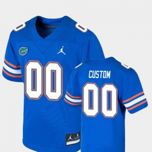 College Football Royal Gators Customized Jerseys #00 Game Youth
