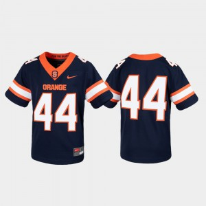 #44 Game Syracuse Jersey Untouchable For Kids Navy