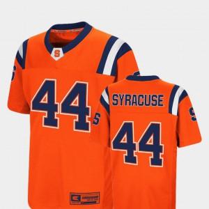Syracuse Jersey Orange Foos-Ball Football Colosseum #44 Youth(Kids)